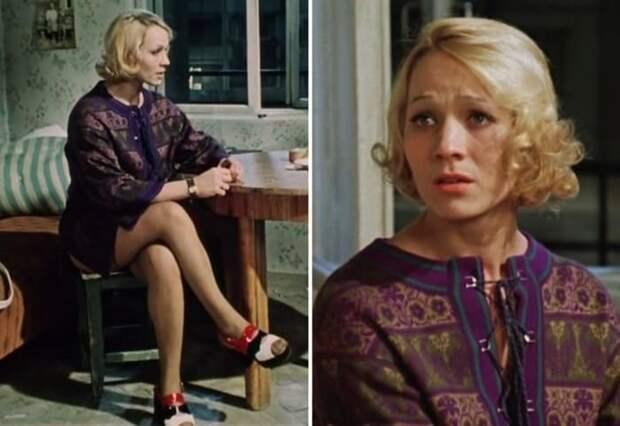 Нина Русланова в фильме *Афоня*, 1975 | Фото: teleprogramma.pro, 2queens.ru