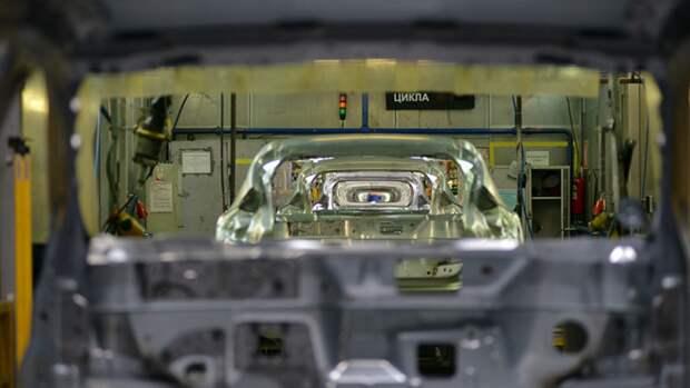 Дефицит чипов провоцирует падение мирового производства автомобилей