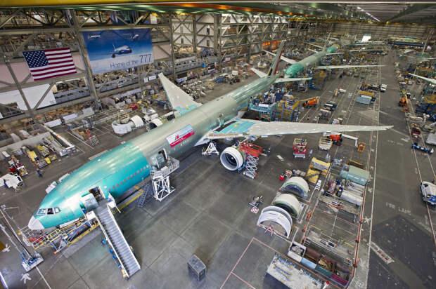 Комплекс по выпуску алюминиевого проката для Boeing построят до конца года на Урале