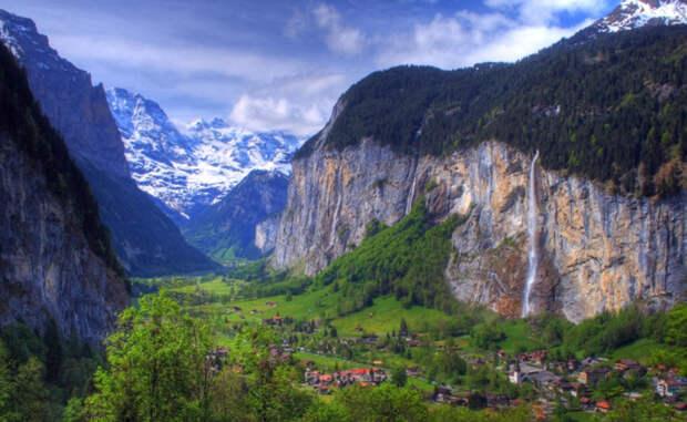 Красивейшие долины мира, от вида которых захватывает дух