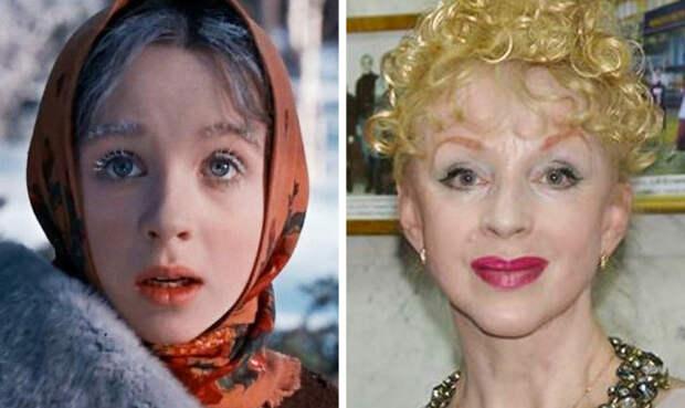 Вот как выглядят 10 актеров из советских сказок сейчас