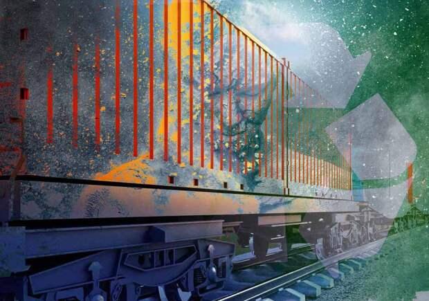 РЖД хотят менять контейнеры как перчатки. Мигрантов завезут вагонами. Метро убивает театры. Пульс ж/д за неделю в зеркале прессы