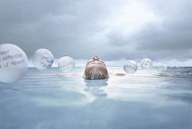 Мирские желания и океан подсознания