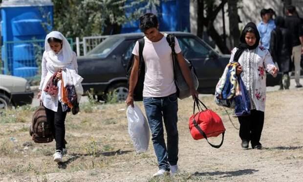ООН предупредила опотоках беженцев изАфганистана после вывода войск