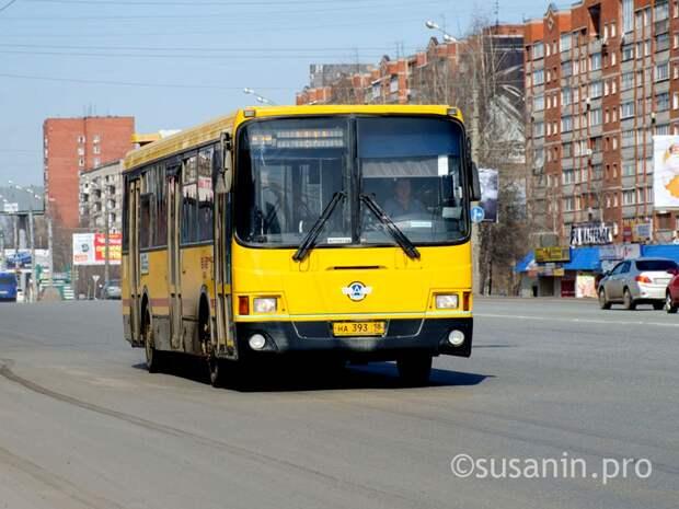 Автобусный маршрут № 21 в Ижевске могут продлить к посёлкам Юровские дачи и Трудовая пчела