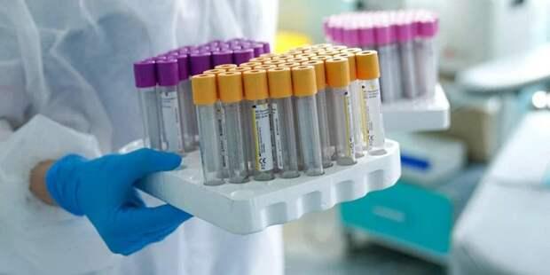 У 21,7% москвичей формируется иммунитет к COVID-19. Фото: mos.ru