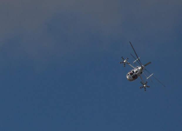 Европейцы занялись разработкой скоростного военного вертолета