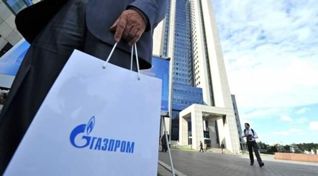 """""""Газпром"""" рассчитывает в этом году на рекордную выручку"""