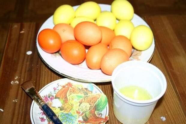 Оригинальные идеи украшения пасхальных яиц