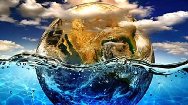 Таяние льда и снега: от мирового океана до водоснабжения