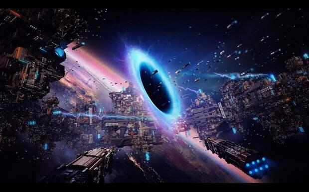 Черная дыра и как себе все видит Пенроуз и Нобелевский комитет