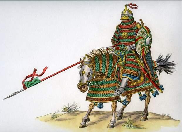 Государство Чингизидов Военное дело (свидетельства современников)