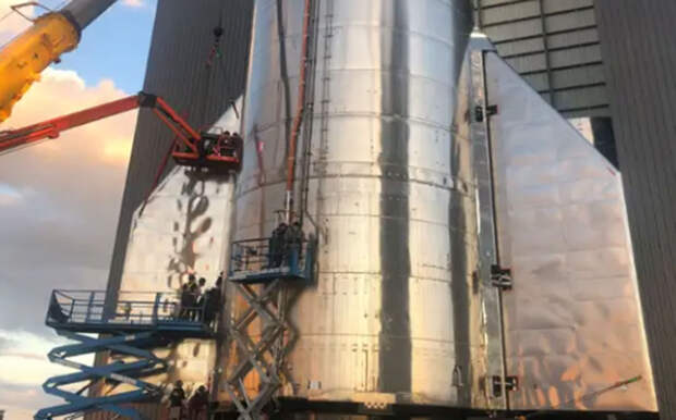 Маск подтвердил дату запуска Starship