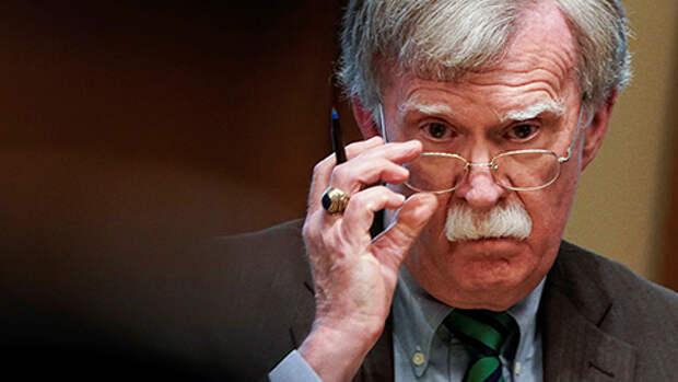 Джон Болтон — об уходе США из Афганистана, иранской ядерной сделке и переговорах по СНВ