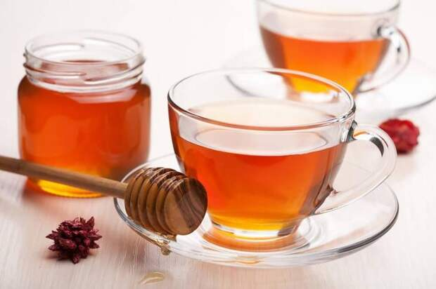вода с медом натощак польза и вред для похудения