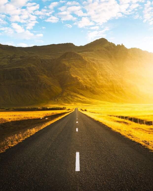 Сочные тревел-снимки, после которых хочется собраться в путь и идти куда глаза глядят!