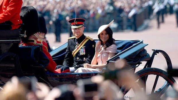 Принц Гарри сравнил свою жизнь с зоопарком