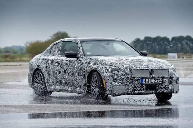 BMW раскрыла характеристики нового купе 2 серии