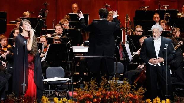 Гала-концерт в Большом: «Весна. Любовь. Опера». Доминго