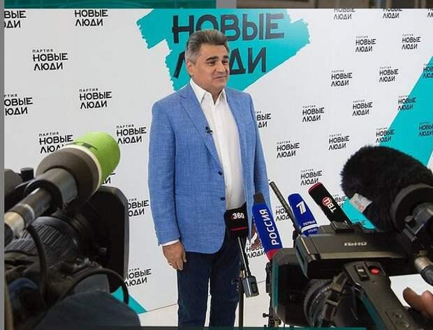 """Тринадцать. """"Новые люди"""" в Госдуме"""