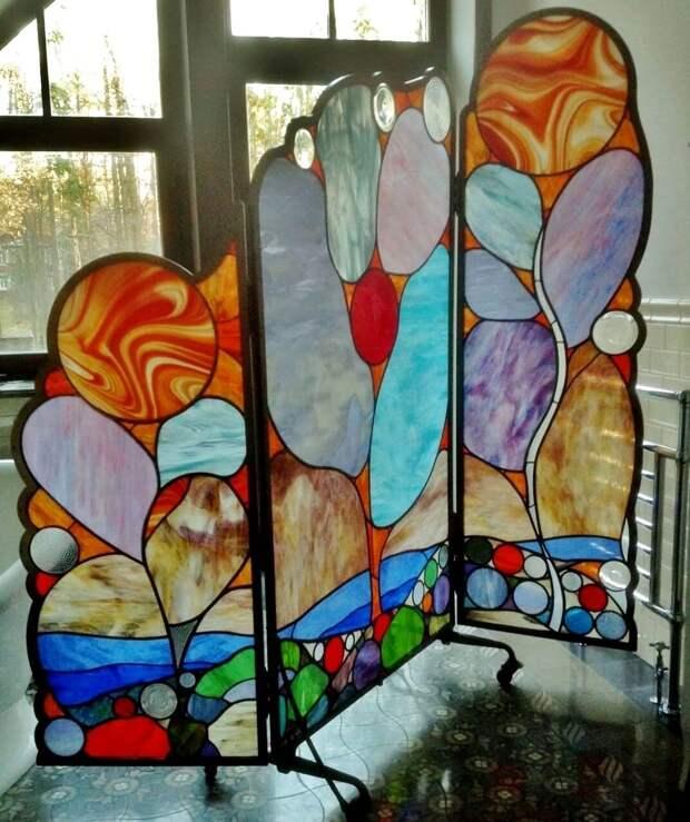 Как сделать ширму: создаем полезный декор в комнату