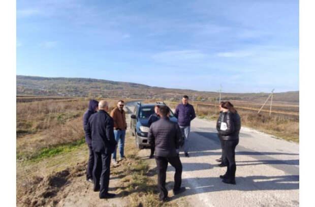 Ремонт дорог в Молдове идет полным ходом