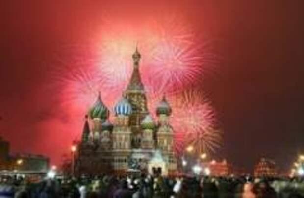 Эксперты выяснили, из каких стран приезжали туристы в Россию на Новый год