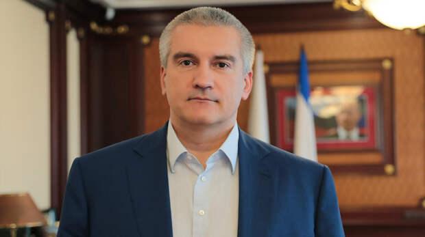 Аксёнов вошёл в десятку рейтинга глав регионов России