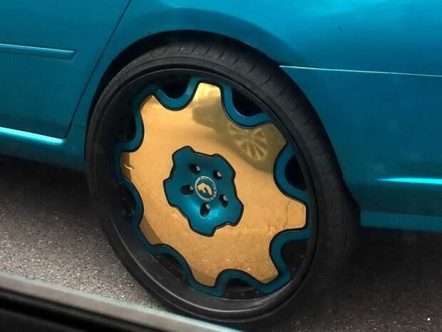 Колёса Автовсячина, авто, автоприкол, диск, колесо, прикол