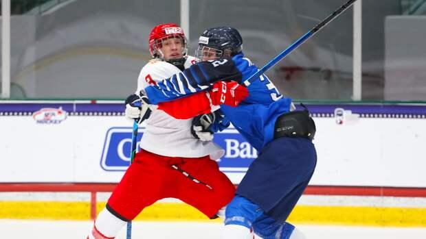 Взять реванш за группу: Россия играет с финнами в полуфинале ЮЧМ. LIVE