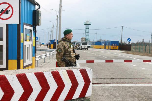 Украина получила по носу