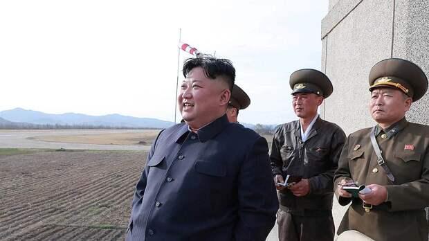 Северная Корея испытала новое тактическое оружие
