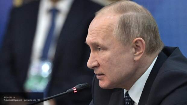 """СМИ сообщили о программе Путина на саммите """"нормандской четверки"""" в Париже"""
