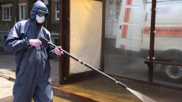 Ростов иТаганрог стали лидерами почислу заболевших коронавирусом