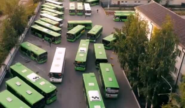 Пожары: Тюменцев из деревни Железный Перебор и Пышминка эвакуируют на 20 автобусах