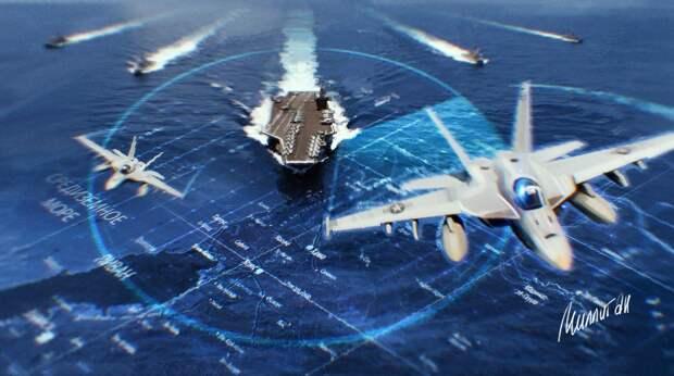 В США объяснили, как военная авантюра Пентагона обернется ядерным конфликтом с КНР