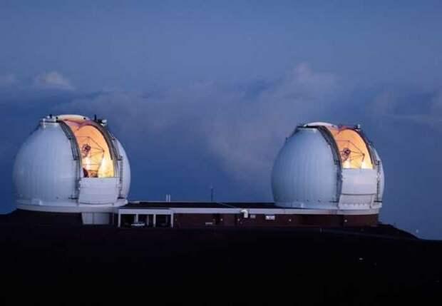 Во Вселенной обнаружена самая старая и далекая от Земли галактика