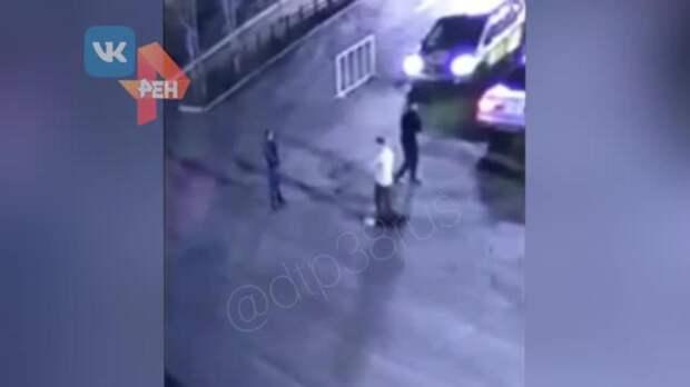 Росгвардеец застрелил мужчину во время задержания в Иркутске