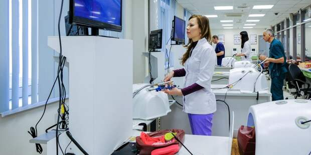 Бесплатный курс реабилитации для людей с инвалидностью предложили в центре на Молодцова