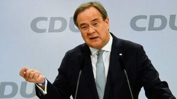 Рар: при Лашете отношения Германии с Россией будут лучше, чем при Меркель