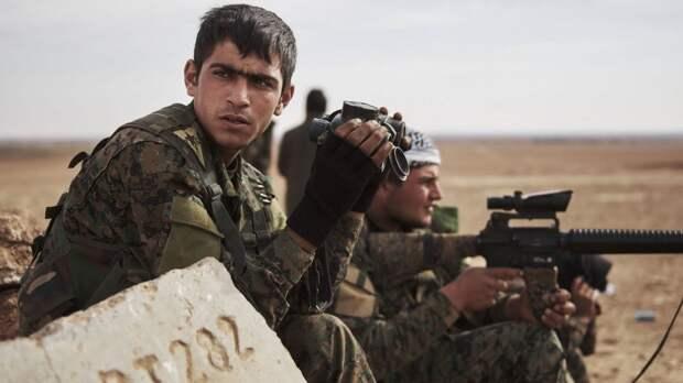 Курды угрожают захватить военную базу России в Сирии