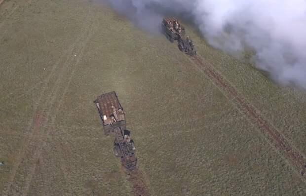 Украинская армия установила минное заграждение у Крыма