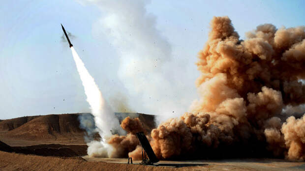 Израильские военные подсчитали ракетные удары со стороны Палестины