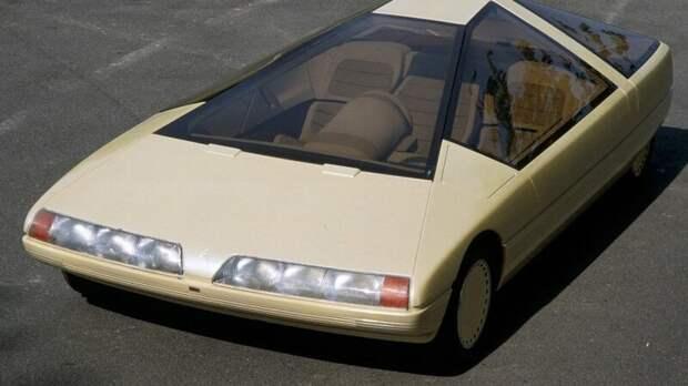 1980s Citroën Karin concept car авто, байк, мото, смешно, тюнинг, юмор