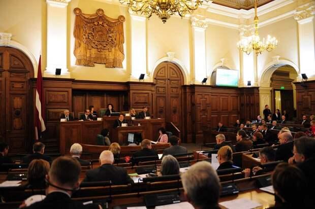 В Латвии депутаты организовали группу по «возвращению» Крыма Украине