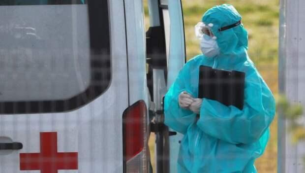 В РФ впервые с февраля выявили более 13 тысяч новых случаев COVID-19