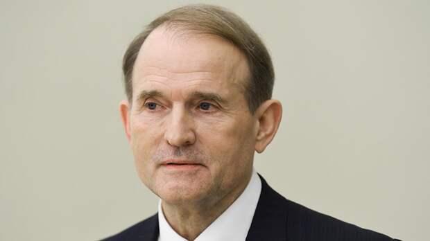 """В """"Слуге народа"""" оценили серьезность обвинений против Медведчука"""