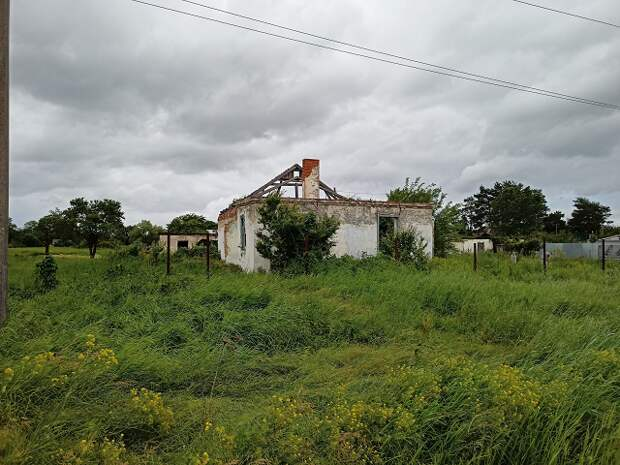 Точка на карте — хутор Первомайский: окно в мир из деревянного туалета