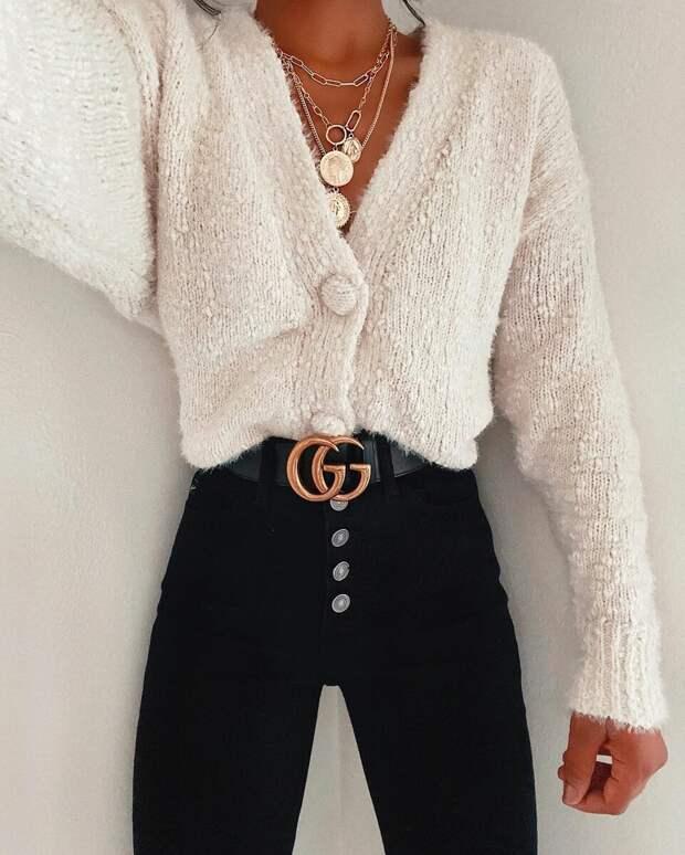 Модные женские кофты 2021