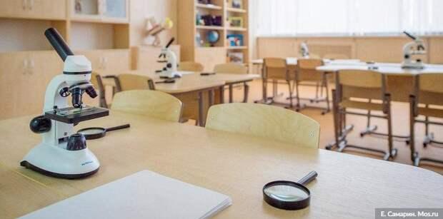 Собянин: С 2011 года в Москве построено почти 400 школ и детсадов. Фото: Е. Самарин mos.ru